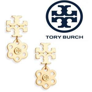 🔶️JUST IN🔶️ Tory Burch Charm Drop Earrings